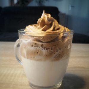 café dalgona chaud