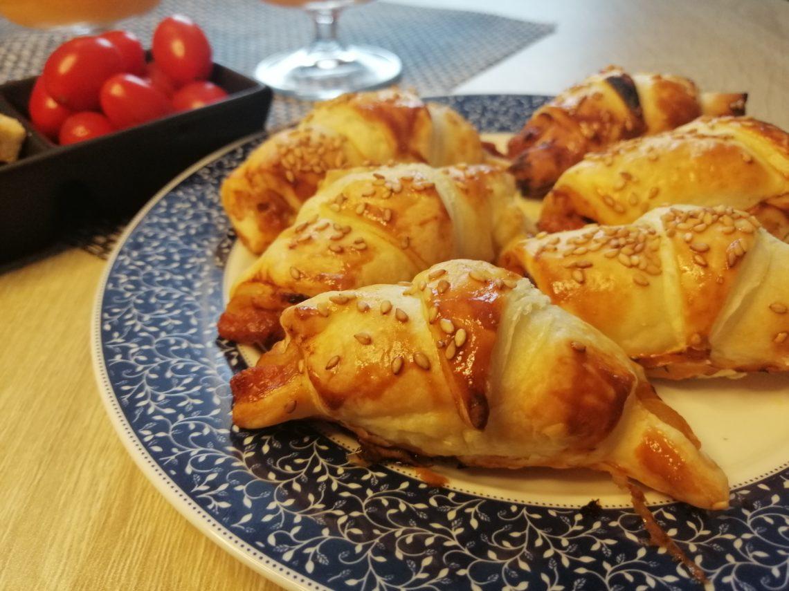croissants thon harissa