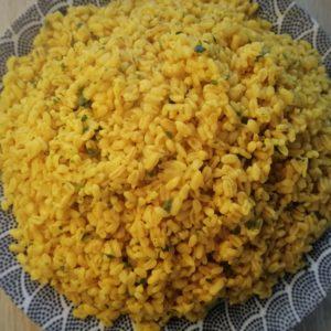 blé à la marocaine