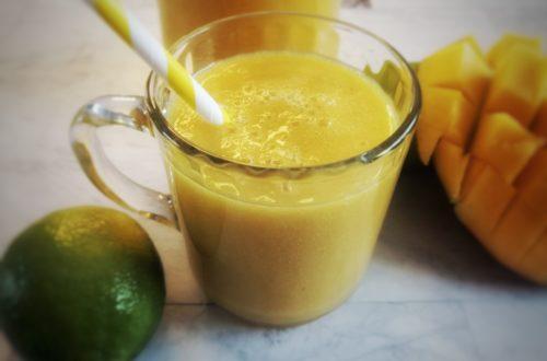 jus mangue orange