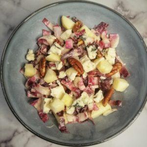 salade d'endives aux noix