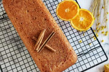 cake marocain à l'orange